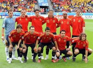 Once titular de la Selección Española en la pasada Eurocopa