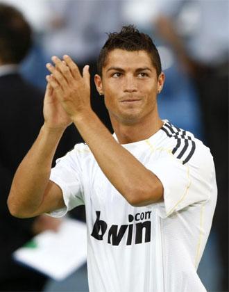 La aficion cule preferia a Mou antes que a Guardiola en 2008 para sistituir a Rikjaard Cristiano-ronaldo-real-madrid