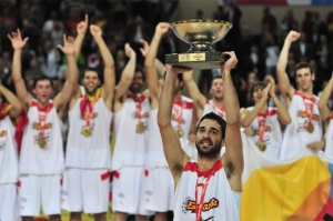 España Campeona del Europeo