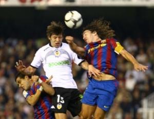 Valencia 0-0 Barcelona